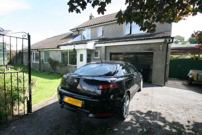 4 Bedrooms Detached House for sale in Little Fancy Close, Widewell