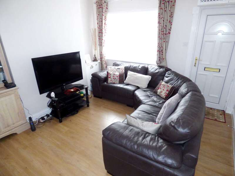 2 Bedrooms Terraced House for sale in Chapel Street, Lazenby