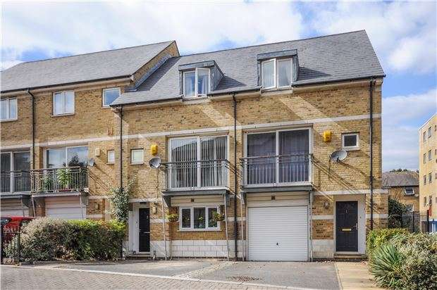 4 Bedrooms Town House for sale in Napier Avenue, LONDON, E14