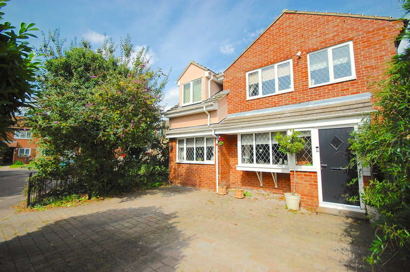 4 Bedrooms Detached House for sale in Villiers Place, Boreham, Chelmsford, CM3