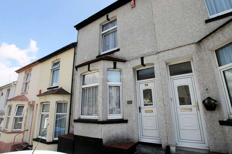 2 Bedrooms Terraced House for sale in Balmoral Avenue, Keyham, PL2 1HP