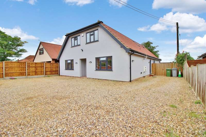 6 Bedrooms Detached House for sale in Park Road, Spixworth