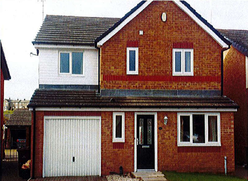 4 Bedrooms Detached House for sale in The Carrock Plot 8, Parkview, Barrow-in-Furness, LA13 9AX