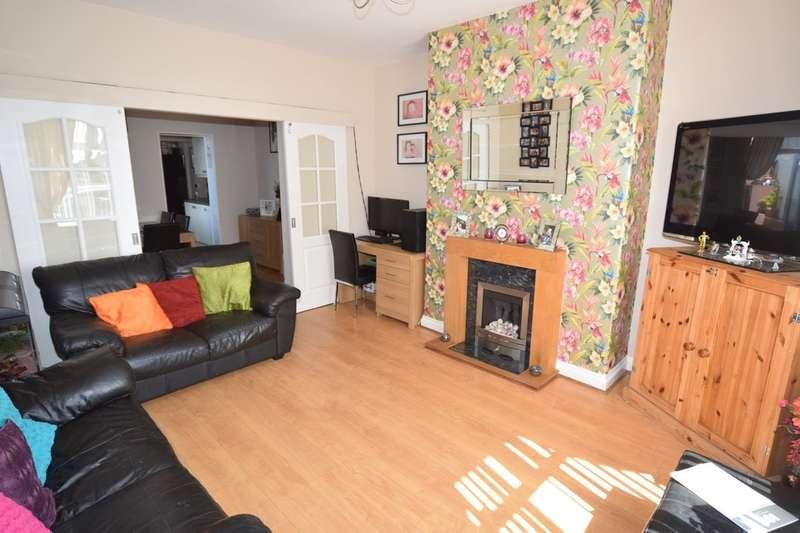 3 Bedrooms Terraced House for sale in Vengeance Street, Walney, Cumbria, LA14 3BY