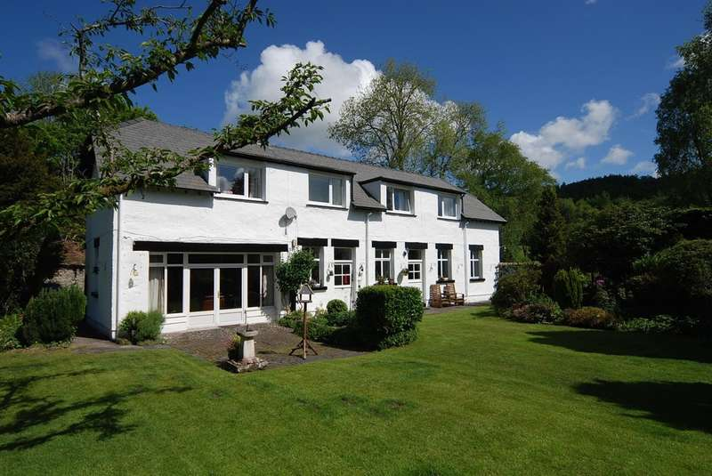 4 Bedrooms Detached House for sale in The Coach House, Haverthwaite, Cumbria, LA12 8AD