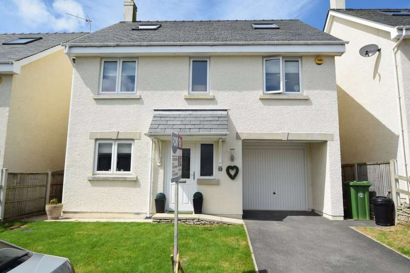 5 Bedrooms Detached House for sale in Bay View Road, Baycliff, Ulverston, Cumbria, LA12 9ST