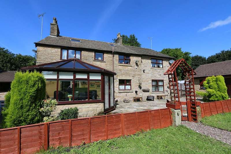 5 Bedrooms Detached House for sale in Pimbo Lane, Upholland, Skelmersdale, Lancashire, WN8 9QQ