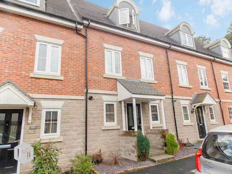 3 Bedrooms Town House for sale in Temple Road, Bolton, BL1