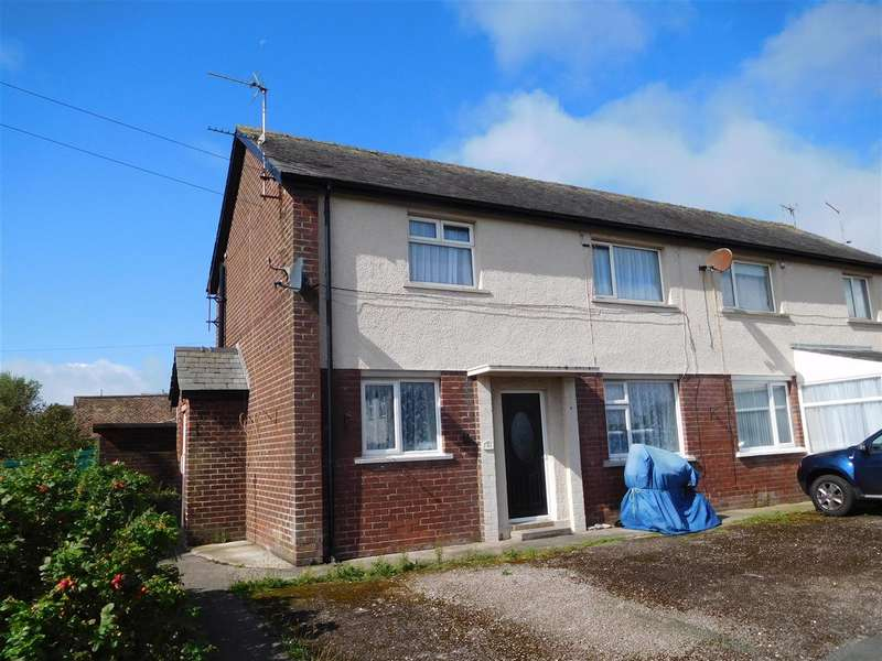 1 Bedroom Apartment Flat for sale in Biggar Garth, BARROW-IN-FURNESS