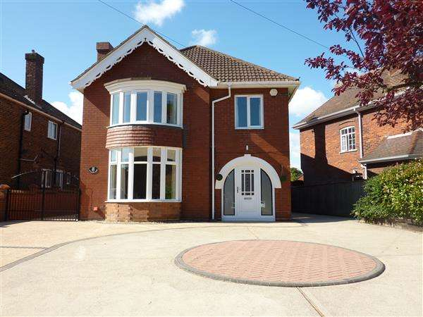 3 Bedrooms Detached House for sale in HUMBERSTON ROAD, GRIMSBY