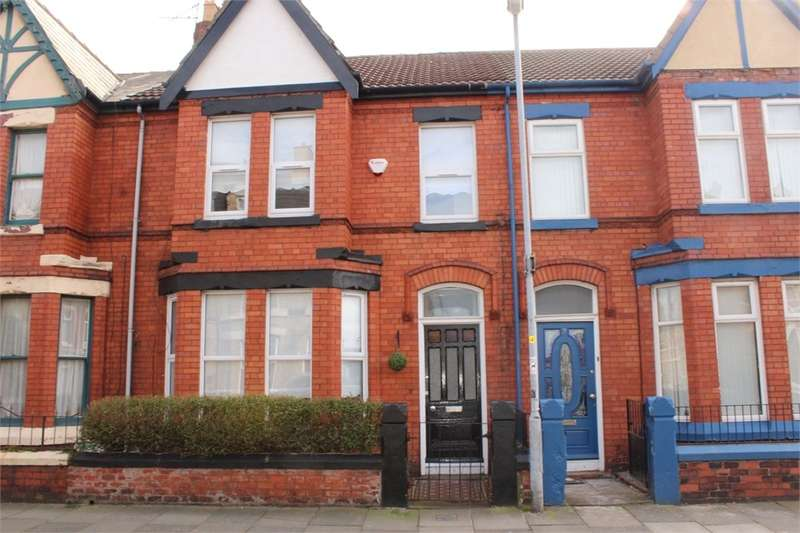 4 Bedrooms Terraced House for sale in Handfield Road, WATERLOO, Merseyside