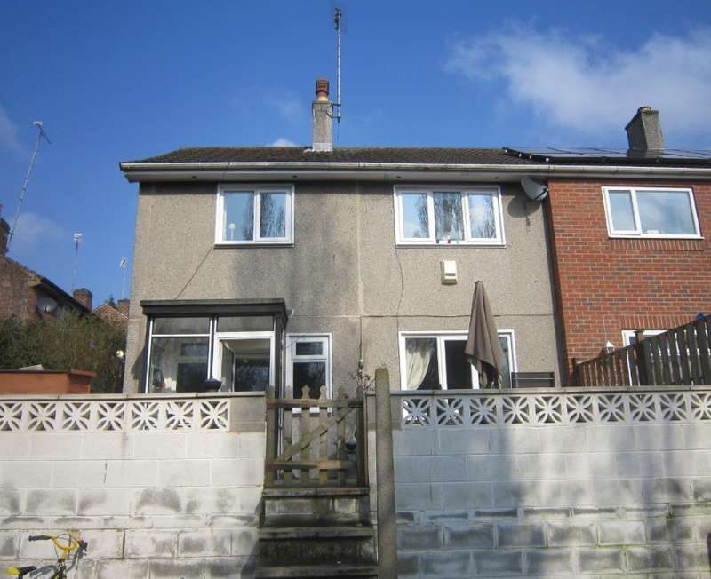 3 Bedrooms Terraced House for sale in Newbould Crescent, Beighton, Sheffield, South Yorkshire, S20 1FF