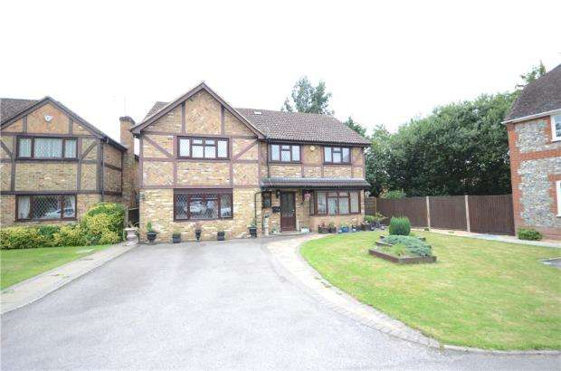 6 Bedrooms Detached House for sale in Comfrey Close, Farnborough, Hampshire