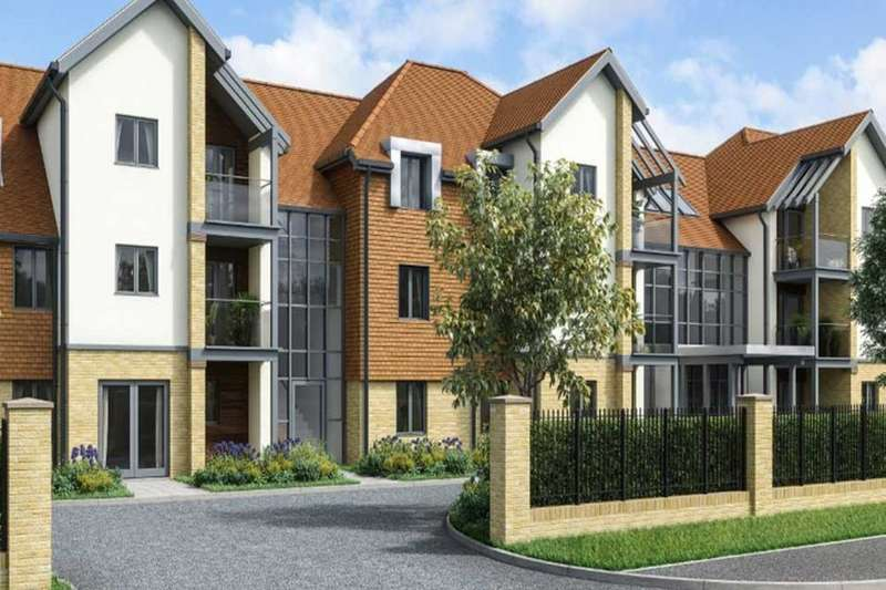 2 Bedrooms Flat for sale in London Road, St. Albans, AL1