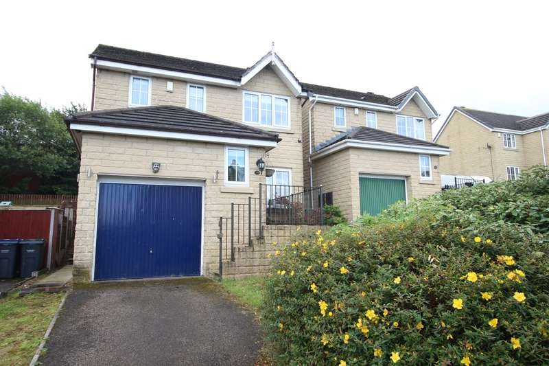 3 Bedrooms Semi Detached House for sale in Steadings Way, Keighley, BD22
