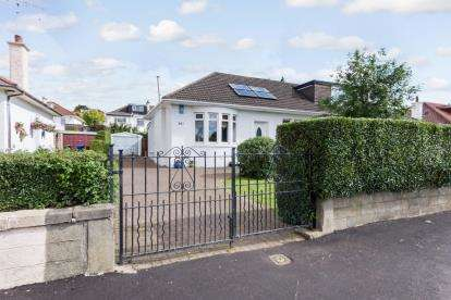 2 Bedrooms Bungalow for sale in Glasgow Road, Paisley