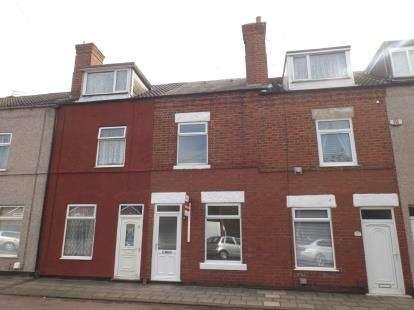 3 Bedrooms Terraced House for sale in Beardall Street, Hucknall, Nottingham, Nottinghamshire