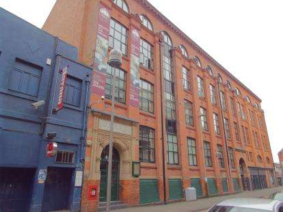 1 Bedroom Flat for sale in Yeoman Street, Leicester, Leicestershire