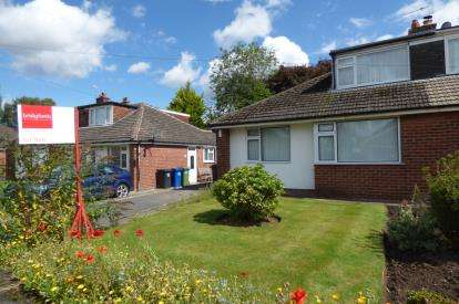 2 Bedrooms Bungalow for sale in Sycamore Drive, Lymm, Cheshire
