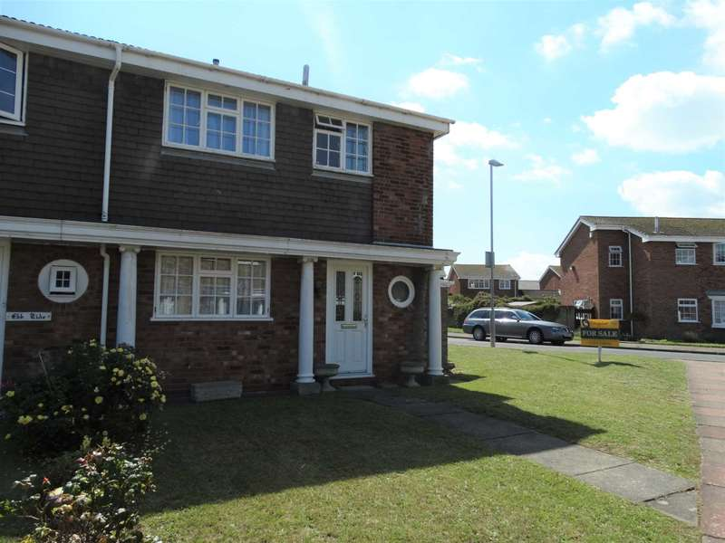 3 Bedrooms Terraced House for sale in Vian Avenue, Langney Point, Eastbourne