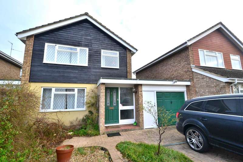 3 Bedrooms Link Detached House for rent in Loxwood, Earley