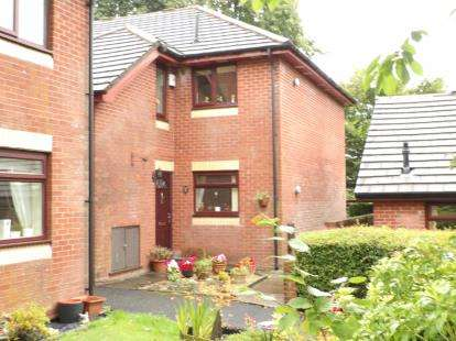 1 Bedroom Flat for sale in Sharples Hall Mews, Sharples Hall Drive, Bolton, Greater Manchester, BL1