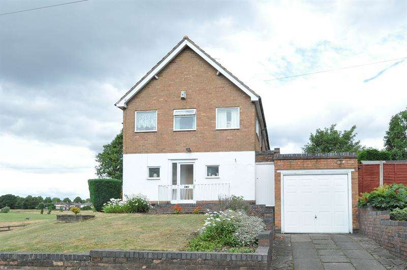 3 Bedrooms Semi Detached House for sale in Mayberry Close, Highters Heath, Birmingham