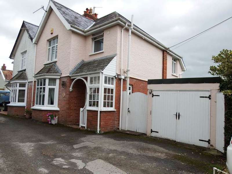 3 Bedrooms Semi Detached House for sale in Rumsam, Barnstaple