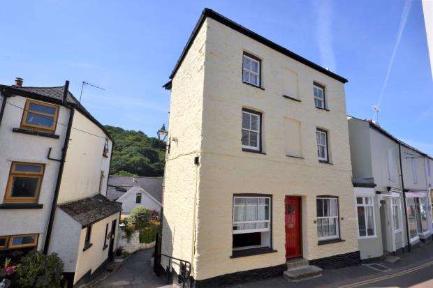 3 Bedrooms Link Detached House for sale in Fore Street, Calstock, Cornwall
