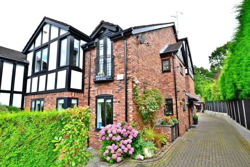 2 Bedrooms Maisonette Flat for sale in Tumblewood Drive, Cheadle