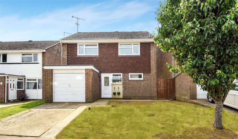 4 Bedrooms Detached House for sale in Woodside, Barnham, Bognor Regis, PO22