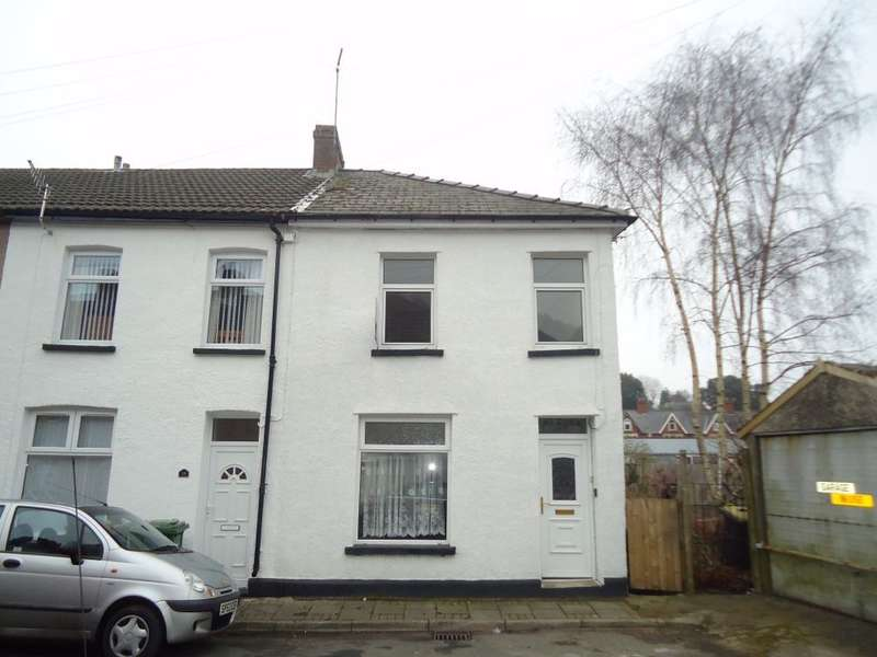 3 Bedrooms End Of Terrace House for sale in Machen Street, Risca, NEWPORT, NP11