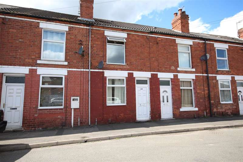 2 Bedrooms Terraced House for sale in Digby Street, Ilkeston