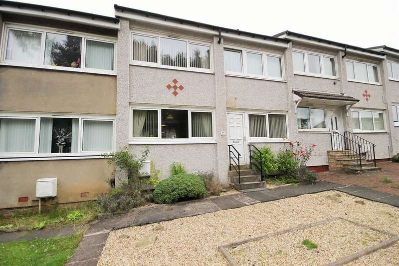 2 Bedrooms Terraced House for sale in North Dryburgh Road, Wishaw