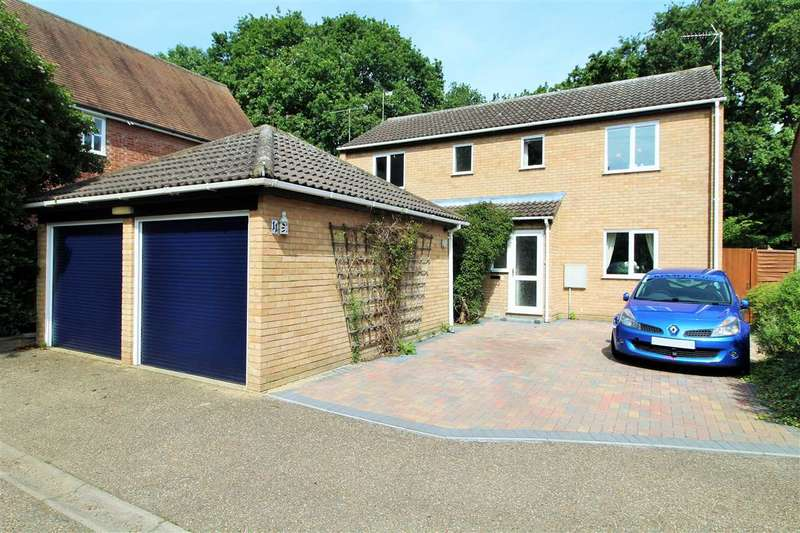4 Bedrooms Detached House for sale in Broad Oaks Park, St. Johns, Colchester