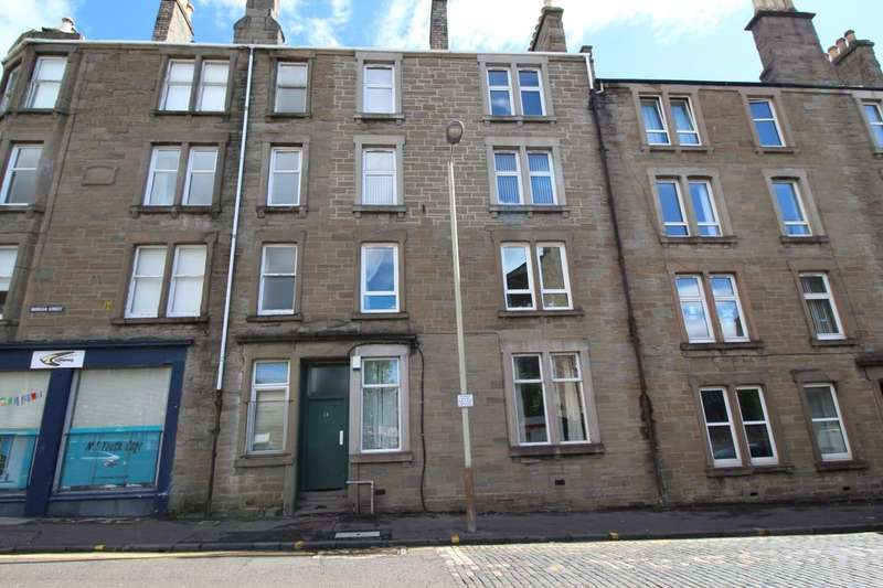 2 Bedrooms Flat for sale in Morgan Street, Dundee, DD4
