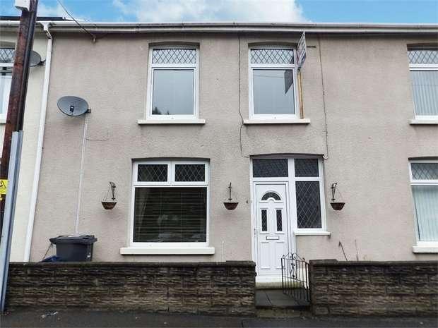 3 Bedrooms Terraced House for sale in Bridge Street, Lower Cwmtwrch, Swansea, Powys