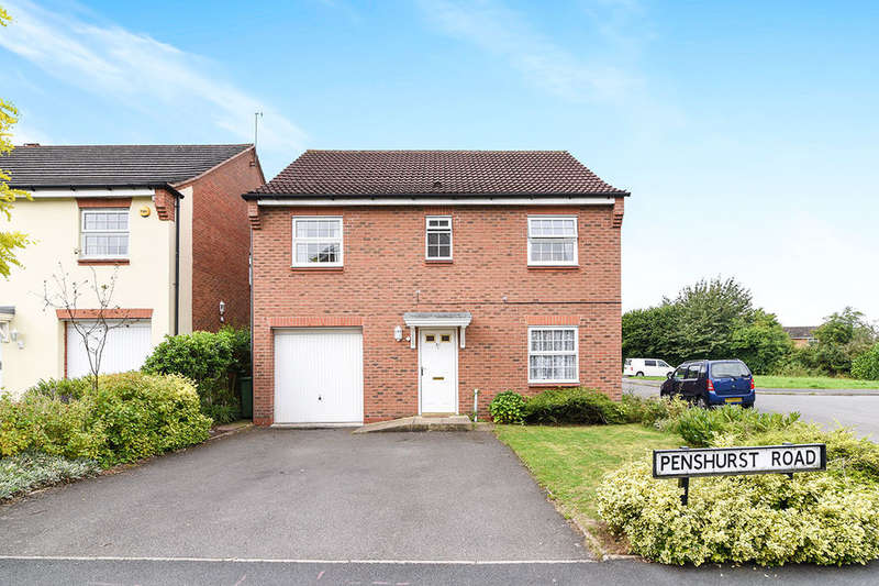 4 Bedrooms Detached House for sale in Penshurst Road, Bromsgrove, B60