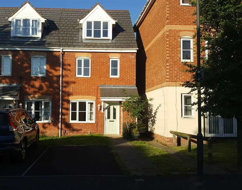 3 Bedrooms Mews House for sale in Plane Avenue, Pemberton, Wigan