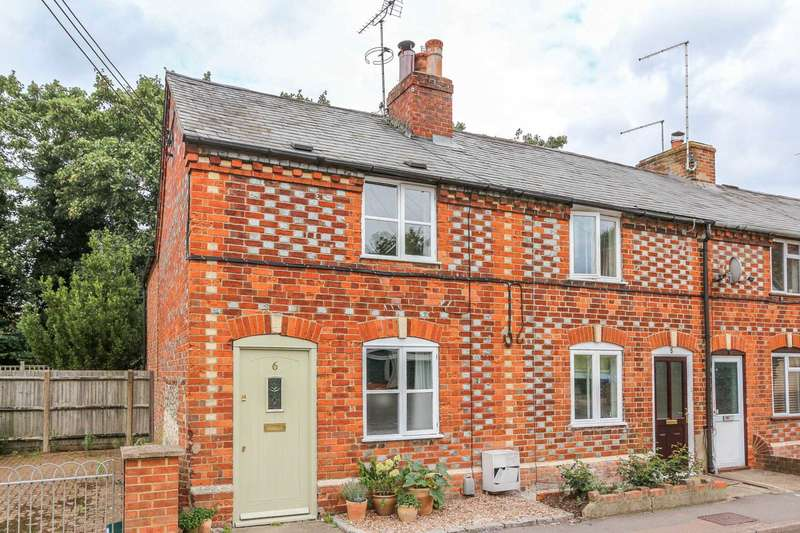 2 Bedrooms End Of Terrace House for sale in St. Johns Road, Oxfordshire
