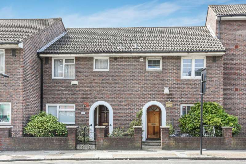 3 Bedrooms House for sale in Whitehorse Lane, Stepney Green