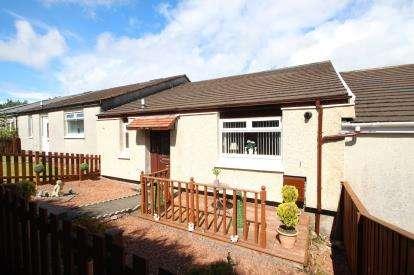 3 Bedrooms End Of Terrace House for sale in Glenside Road, Port Glasgow