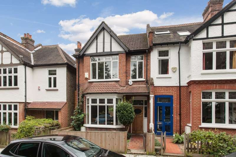 4 Bedrooms House for sale in Brockwell Park Gardens, London, SE24