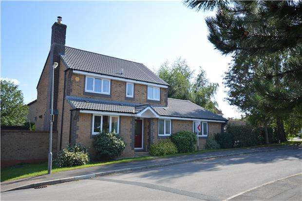4 Bedrooms Detached House for sale in Inglestone Road, Wickwar, WOTTON-UNDER-EDGE, Gloucestershire, GL12 8PH