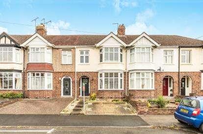 3 Bedrooms Terraced House for sale in Hanworth Road, Warwick, Warwickshire, .