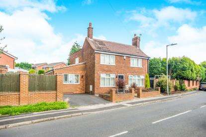 4 Bedrooms Detached House for sale in Holly Lane, Walsall Wood, Walsall, West Midlands
