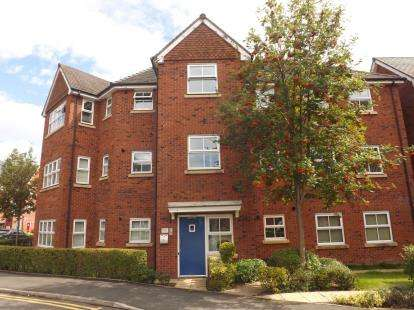 2 Bedrooms Flat for sale in Holywell Drive, Warrington, Cheshire