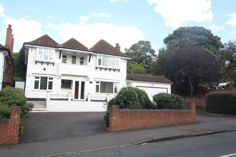 4 Bedrooms Detached House for sale in Somerville Road, Sutton Coldfield, B73 6JD