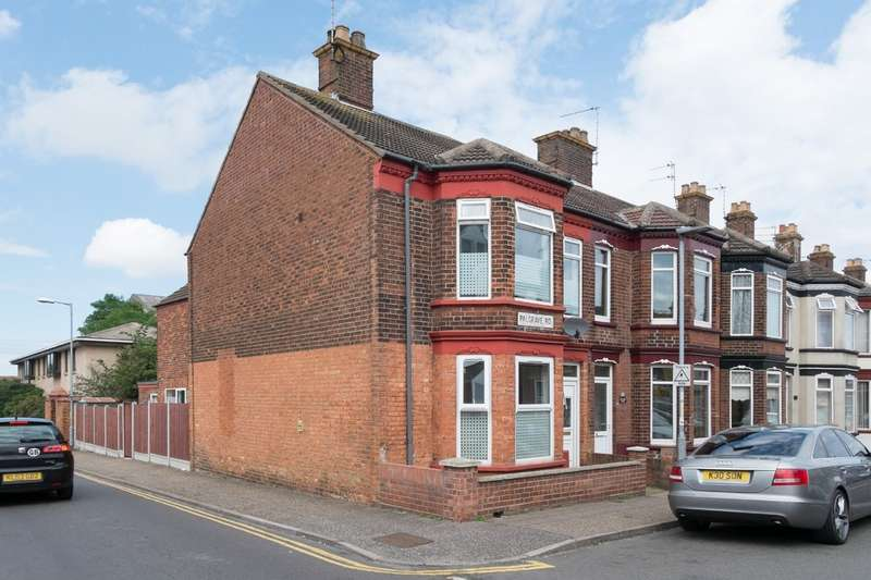 4 Bedrooms End Of Terrace House for sale in Palgrave Road, Great Yarmouth