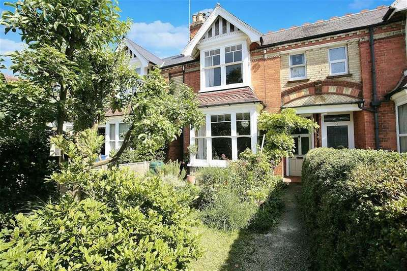 4 Bedrooms Terraced House for sale in Broughton Road, Banbury, Oxfordshire, OX16